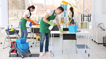 Huntington Beach CA Cleaning Service