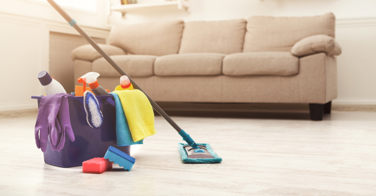 Huntington Beach Apartment Cleaning